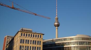 Nosso Mapa Mundi - Berlim - Torre da TV