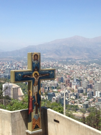 Cerro San Cristóbal - Santiago