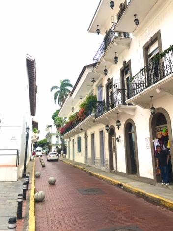 Rua do Casco Antiguo