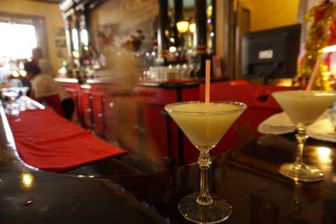 Daiquiris no Bar Floridita
