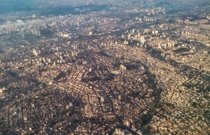 NossoMapaMundi_São Paulo_Ponte Aerea