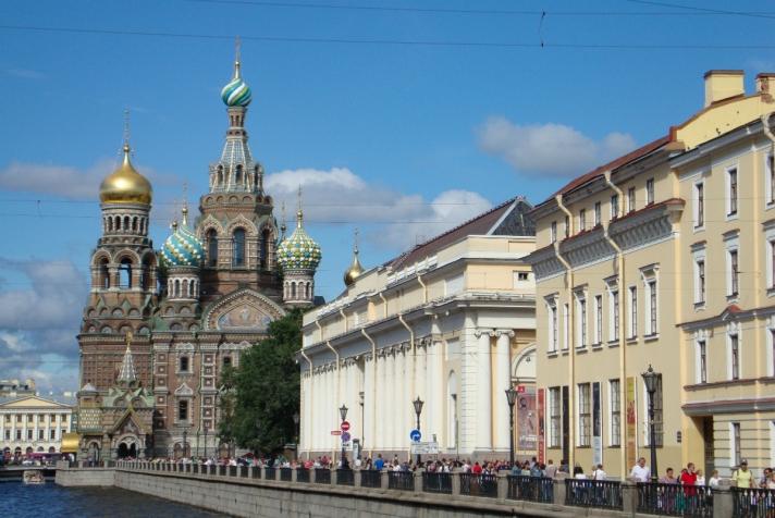 NossoMapaMundi_São Petersburgo_Catedral do Sangue Derramado
